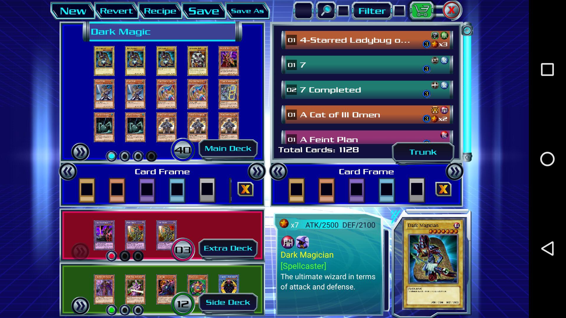 Yu-Gi-Oh! Duel Generation 121a Screenshot 2