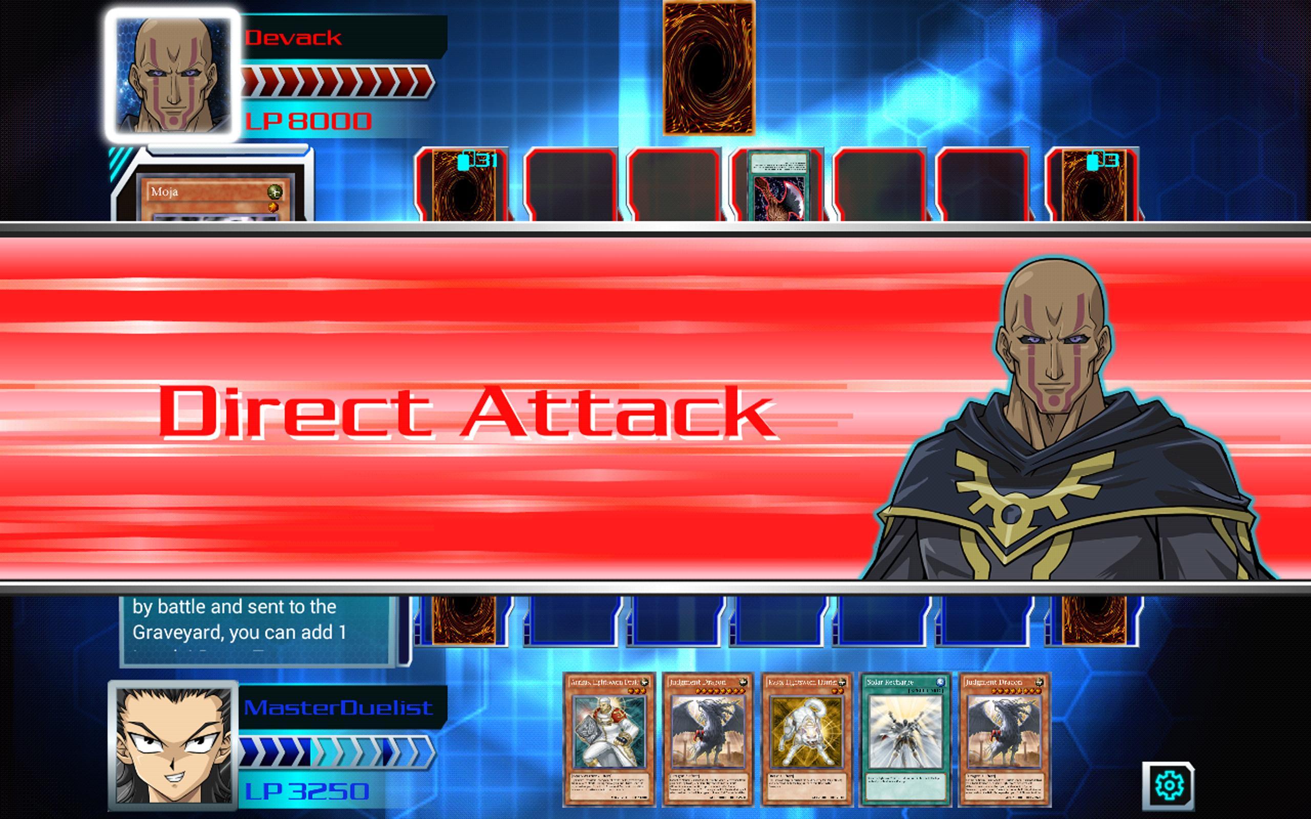 Yu-Gi-Oh! Duel Generation 121a Screenshot 9