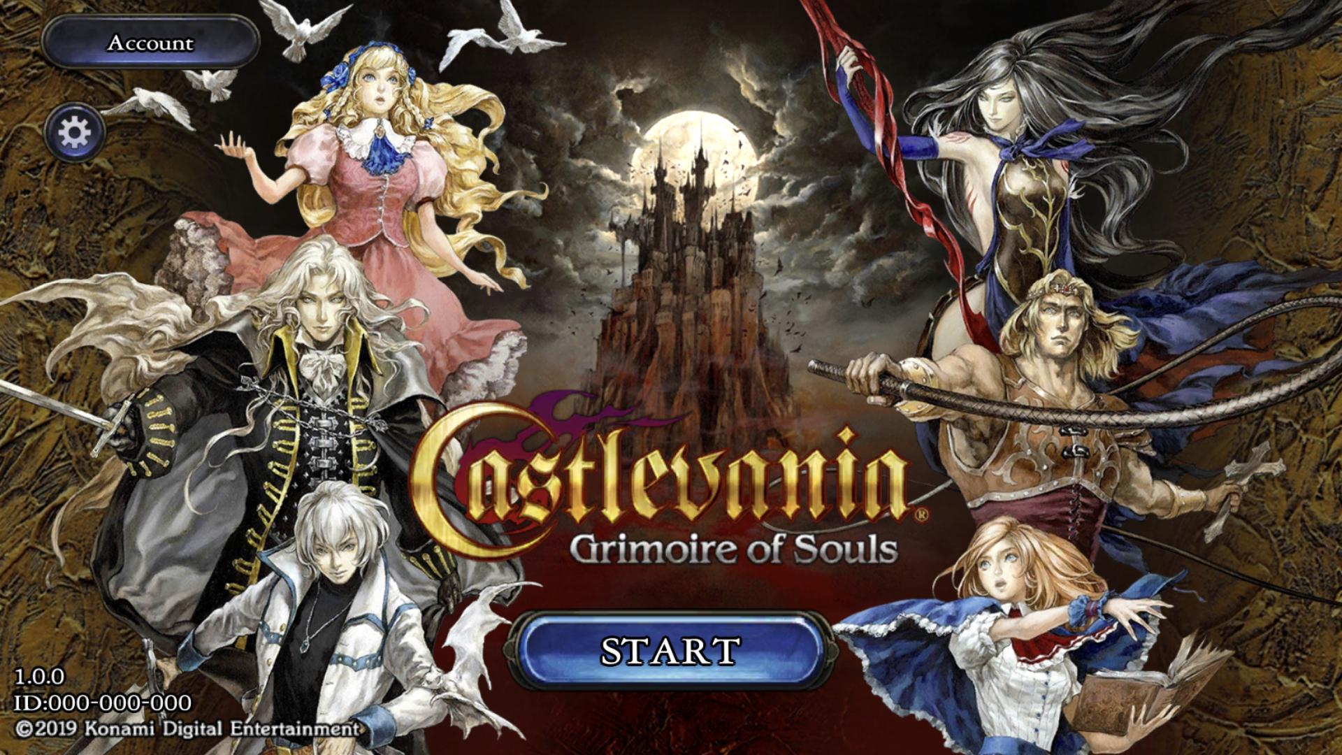 Castlevania Grimoire of Souls 1.1.4 Screenshot 1