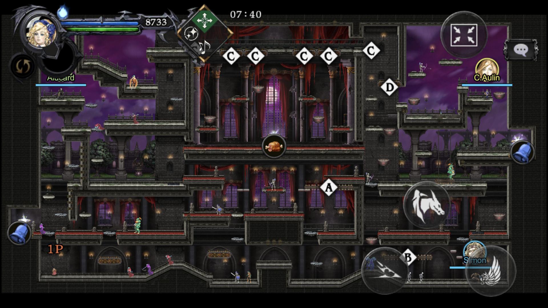 Castlevania Grimoire of Souls 1.1.4 Screenshot 11
