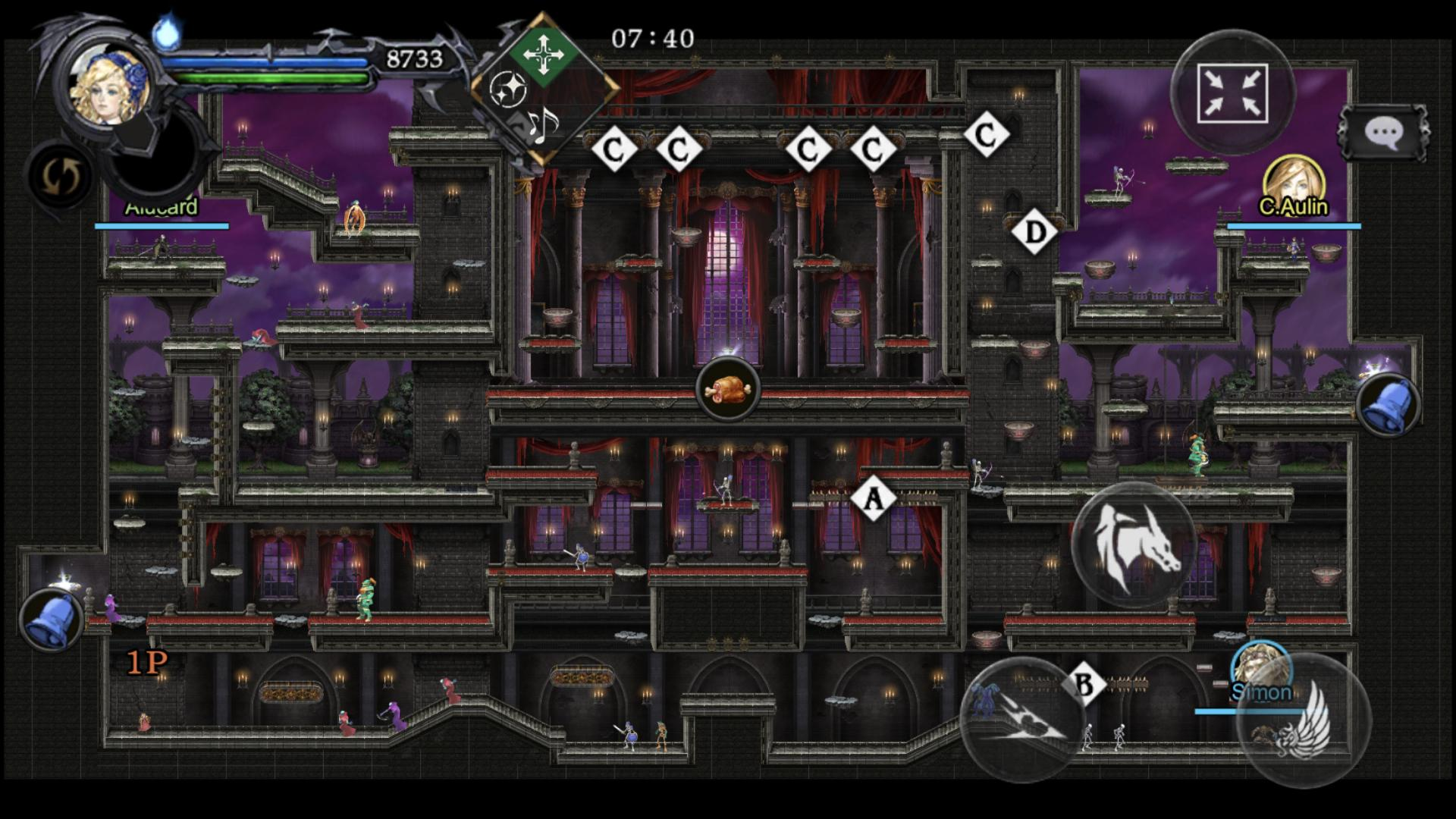 Castlevania Grimoire of Souls 1.1.4 Screenshot 4