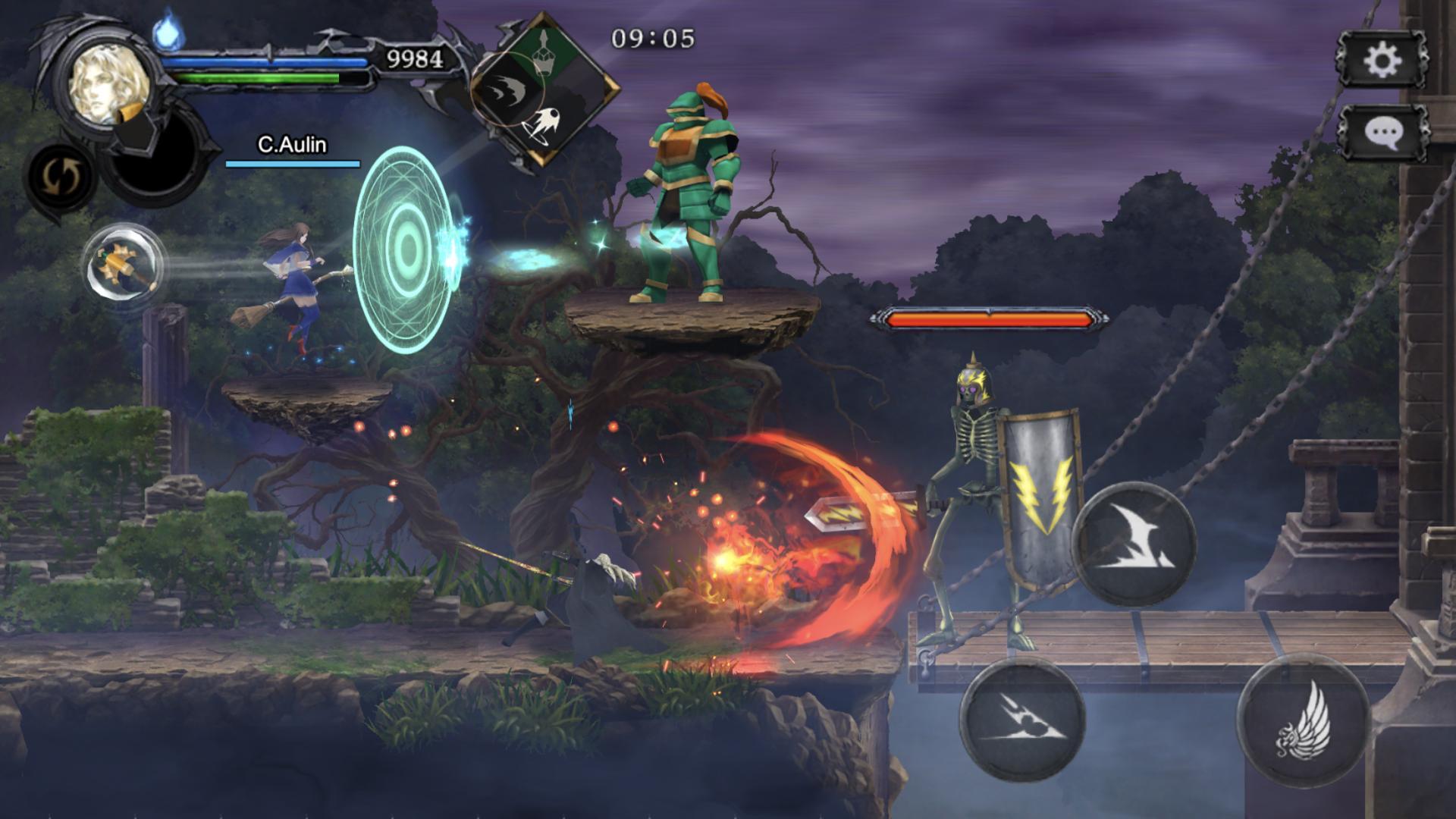 Castlevania Grimoire of Souls 1.1.4 Screenshot 5