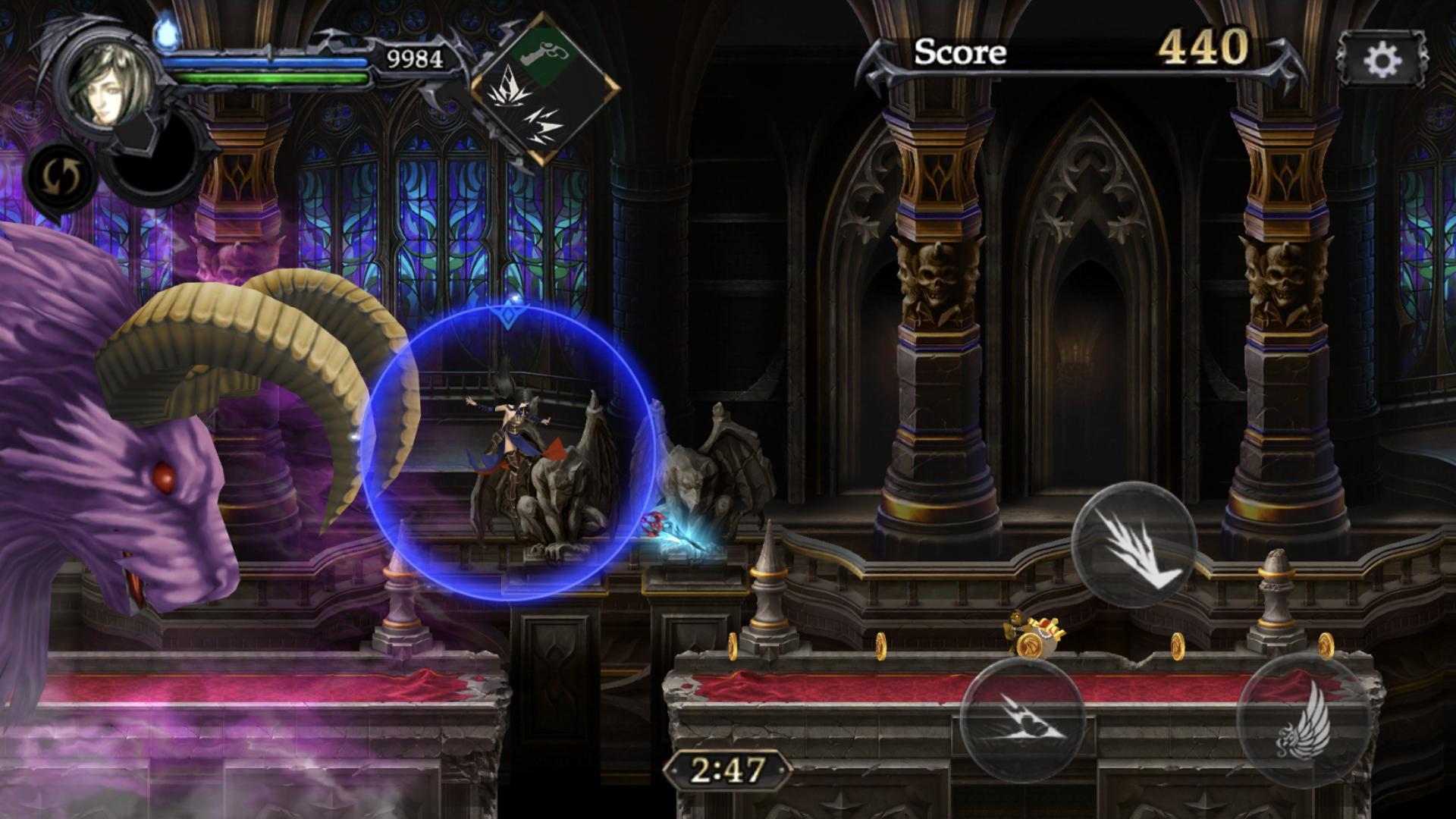 Castlevania Grimoire of Souls 1.1.4 Screenshot 7