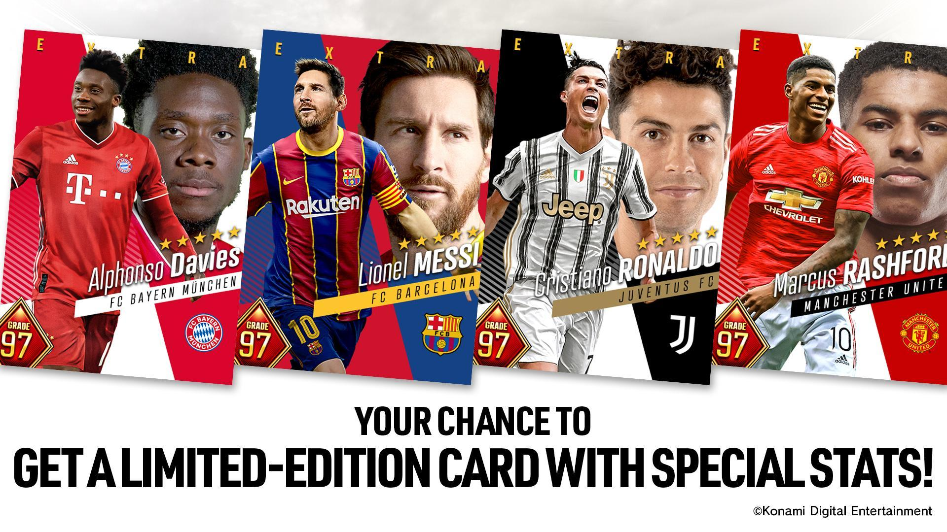 PES CARD COLLECTION 4.0.0 Screenshot 1
