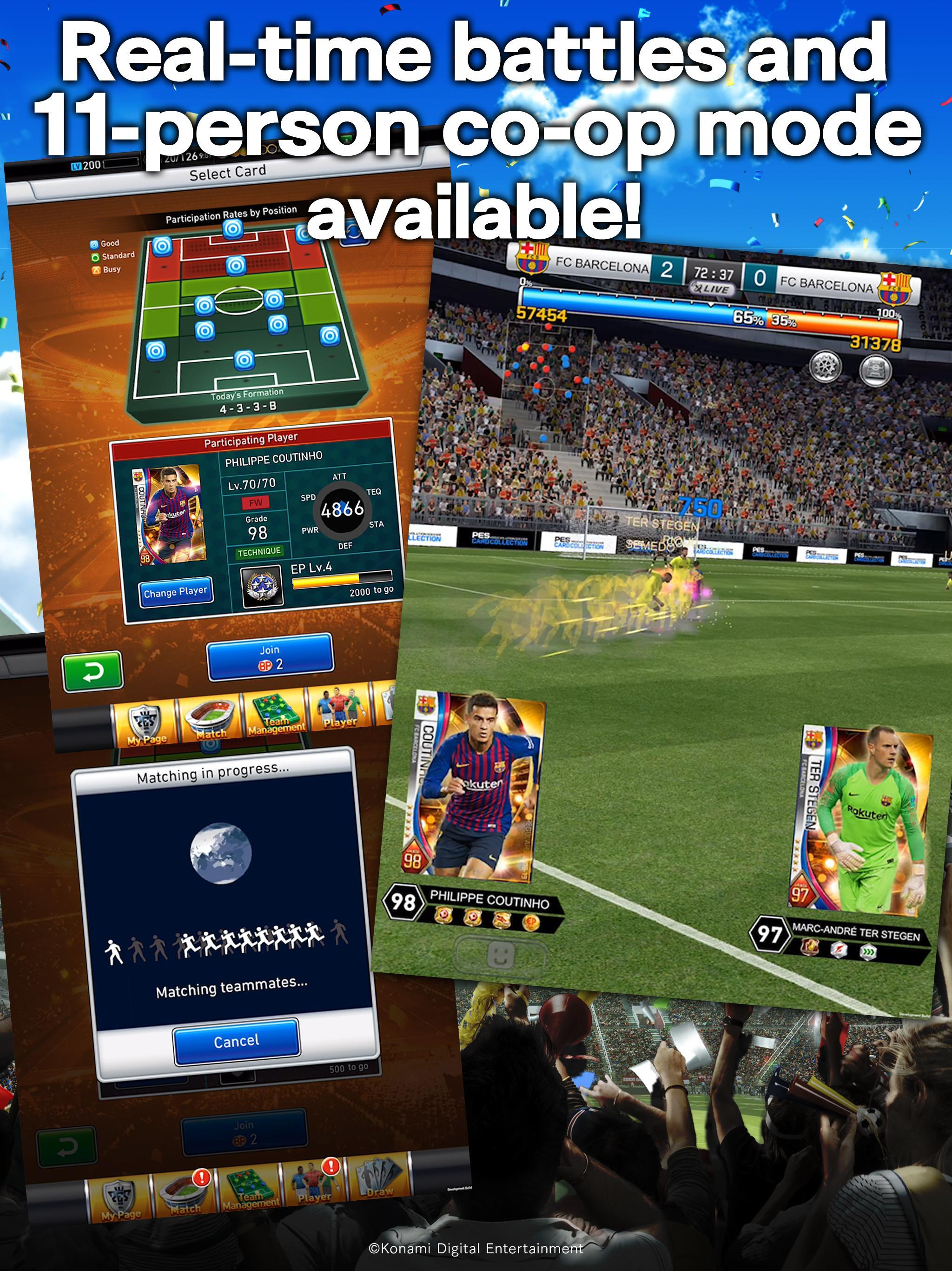 PES CARD COLLECTION 4.0.0 Screenshot 16