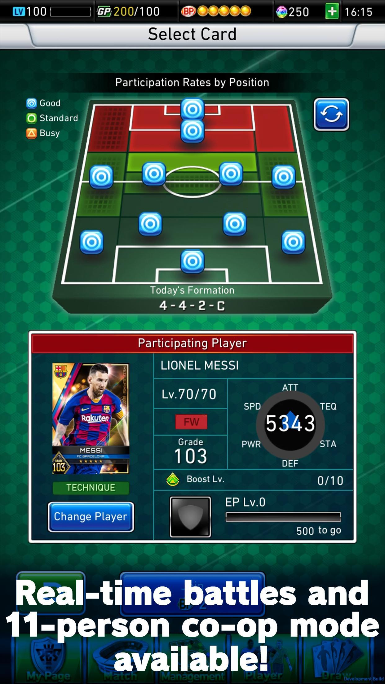 PES CARD COLLECTION 4.0.0 Screenshot 4
