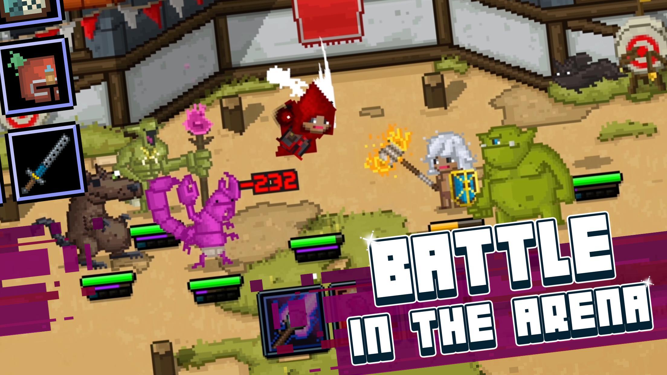 Bit Heroes 1.2.6 Screenshot 18