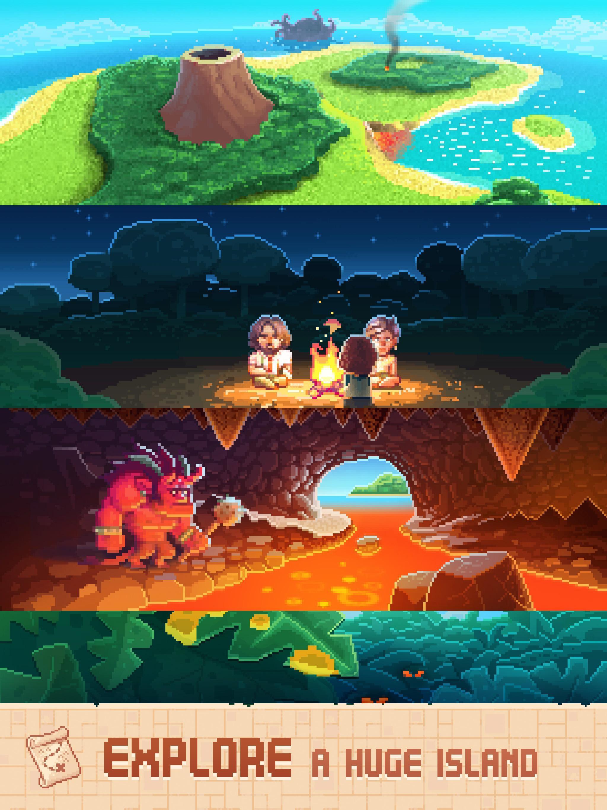 Tinker Island Survival Story Adventure 1.5.09 Screenshot 10