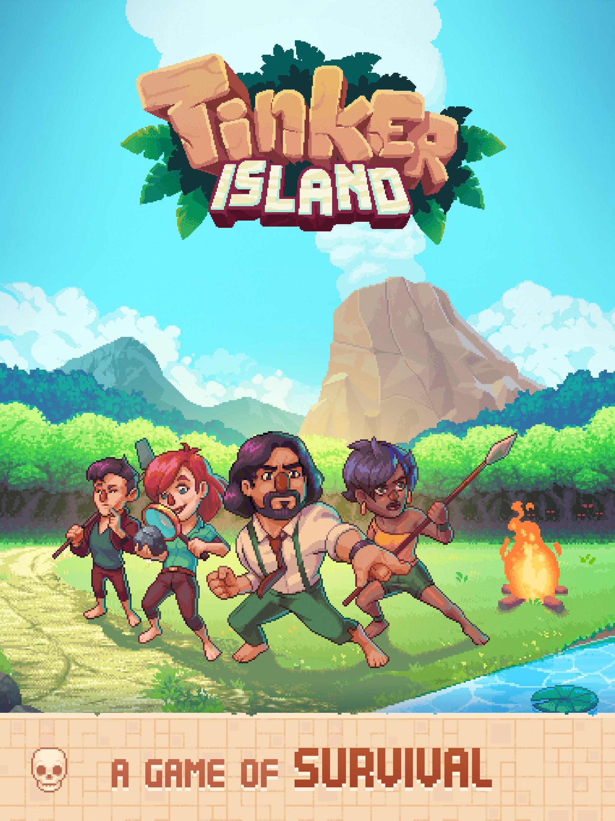 Tinker Island Survival Story Adventure 1.5.09 Screenshot 20