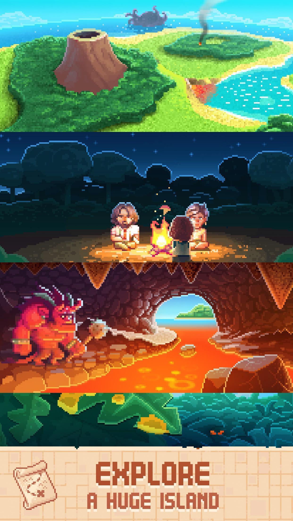 Tinker Island Survival Story Adventure 1.5.09 Screenshot 3