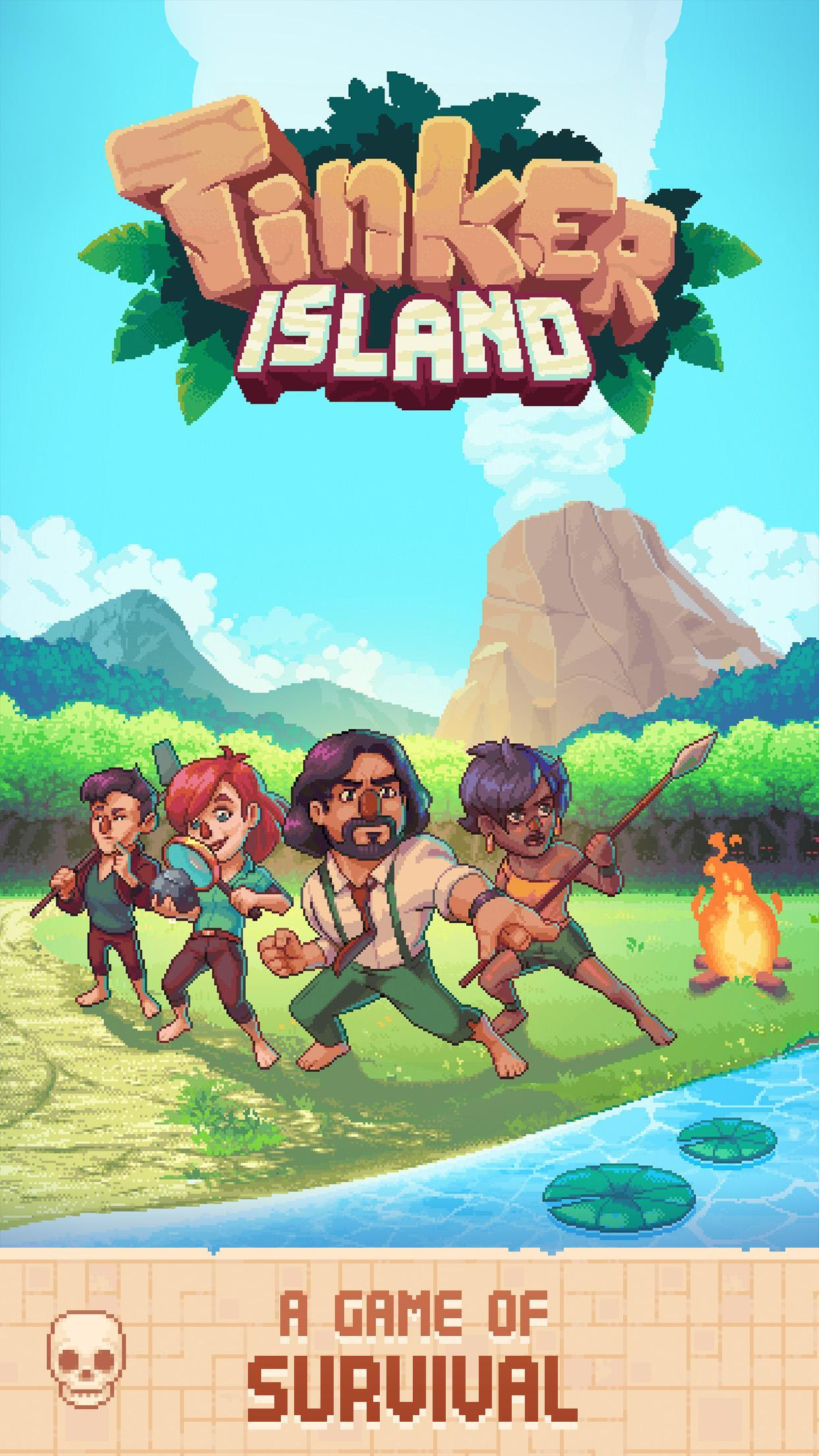 Tinker Island Survival Story Adventure 1.5.09 Screenshot 6