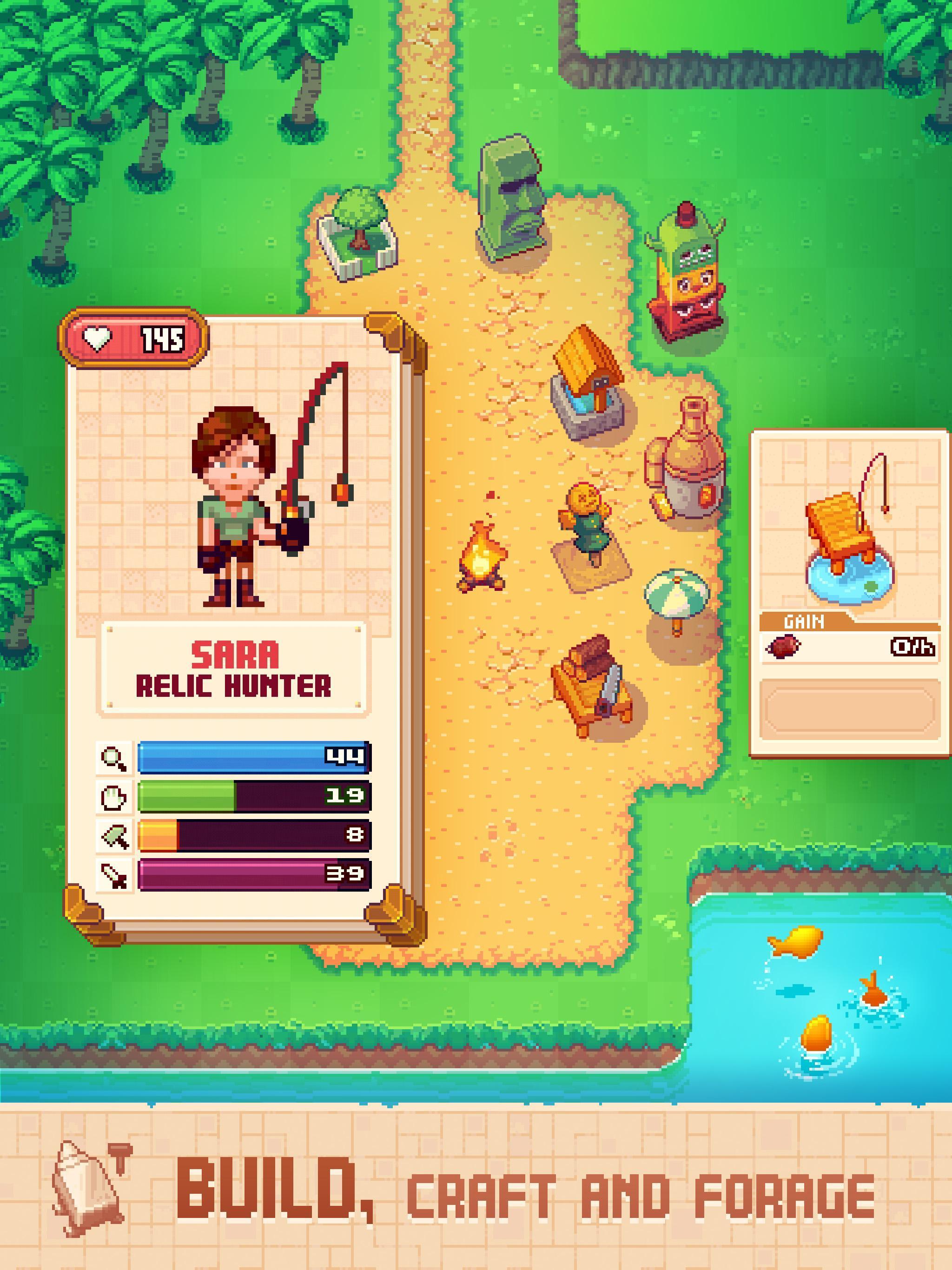 Tinker Island Survival Story Adventure 1.5.09 Screenshot 8