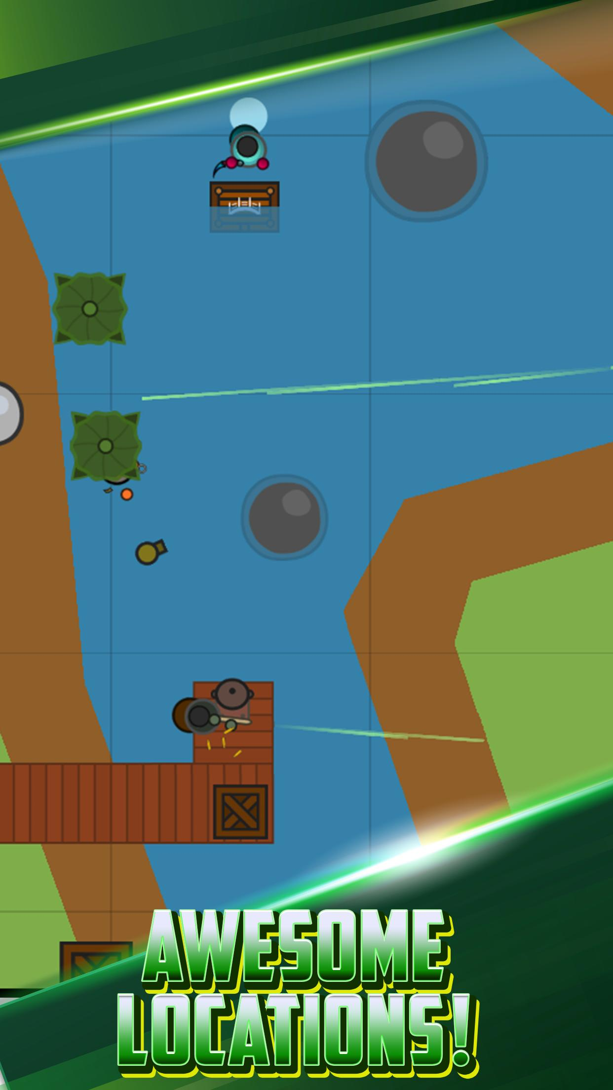 surviv.io 2D Battle Royale 1.1.1 Screenshot 14