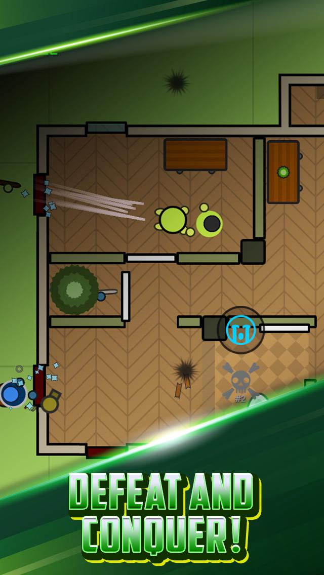 surviv.io 2D Battle Royale 1.1.1 Screenshot 5