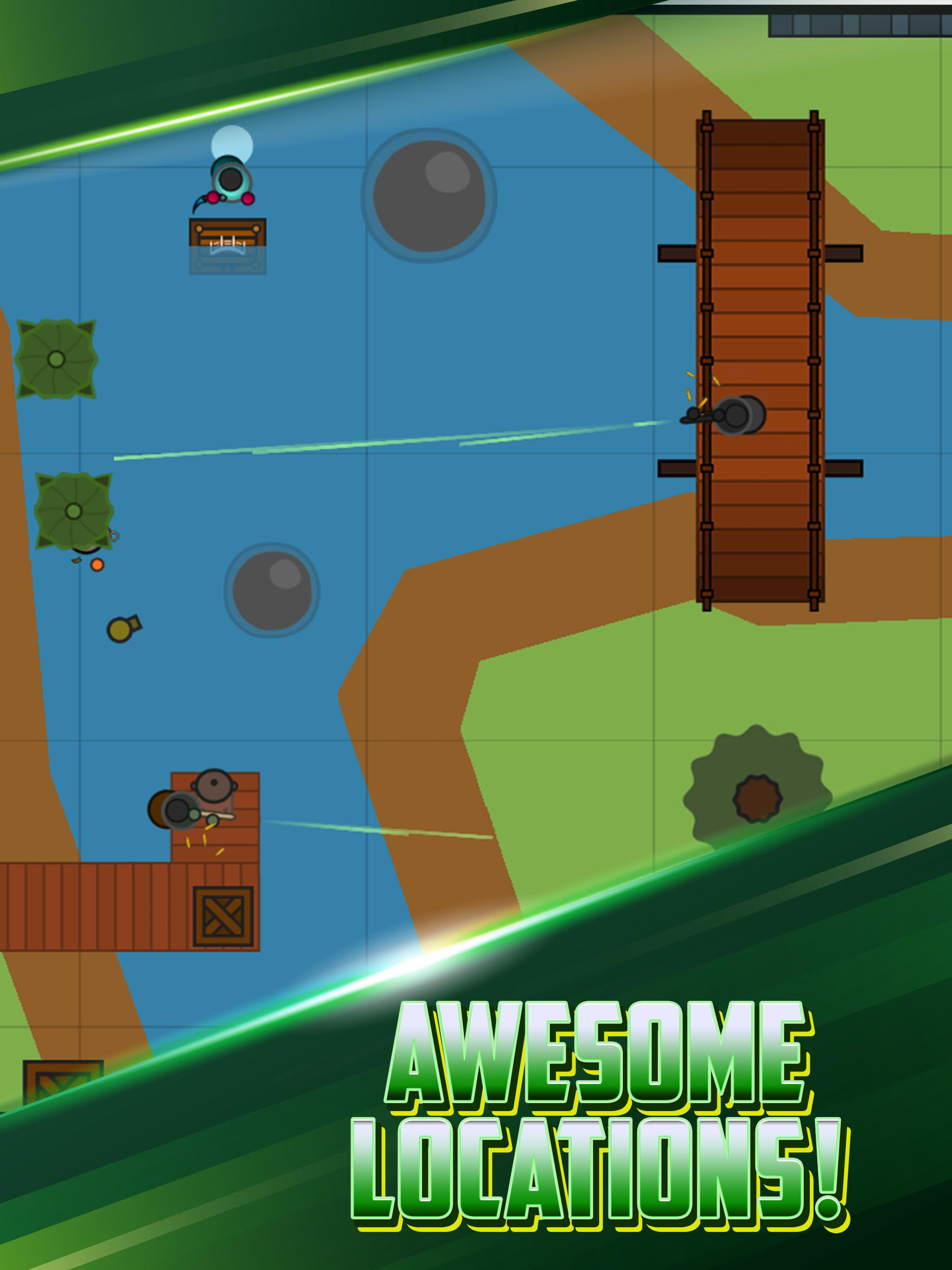 surviv.io 2D Battle Royale 1.1.1 Screenshot 9