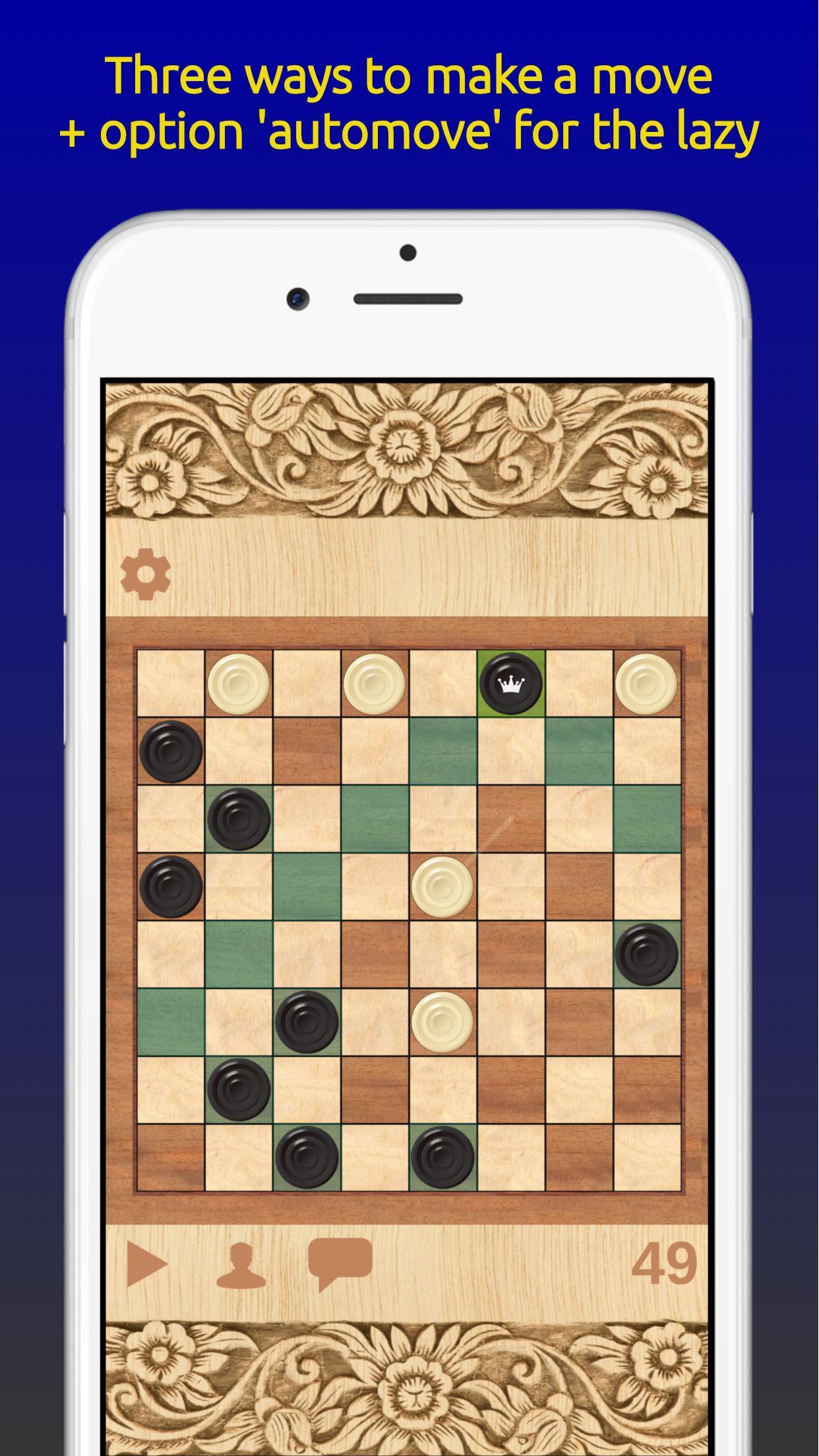 Checkers Online 3.7.1 Screenshot 1