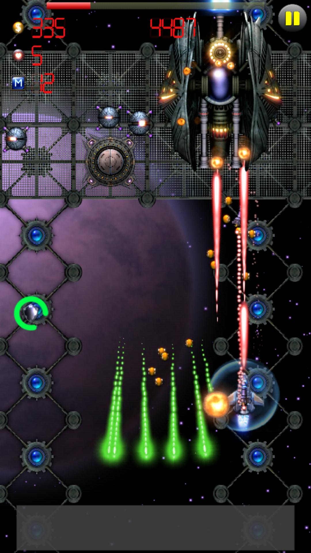 Galaxy Patrol Space Shooter 1.0 Screenshot 7