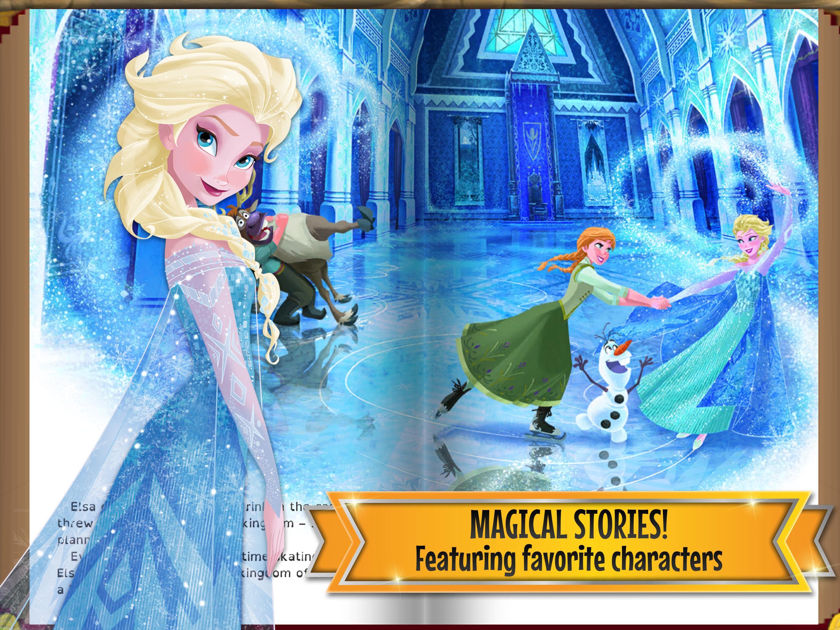 Disney Story Realms 1.21.3 Screenshot 12