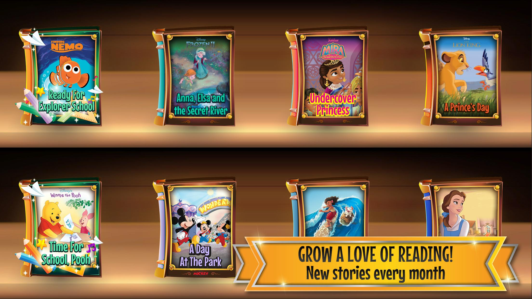 Disney Story Realms 1.21.3 Screenshot 4