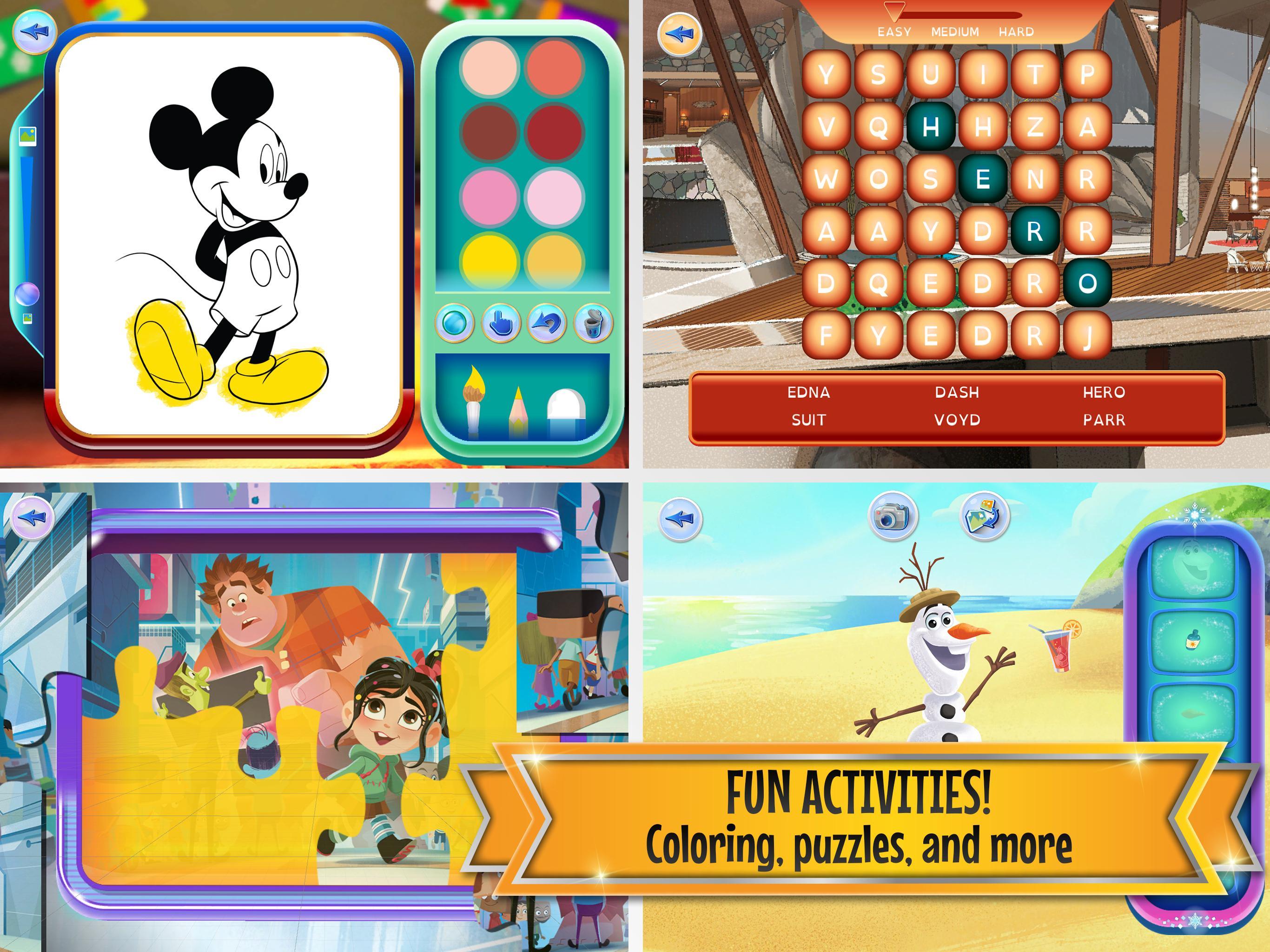 Disney Story Realms 1.21.3 Screenshot 9
