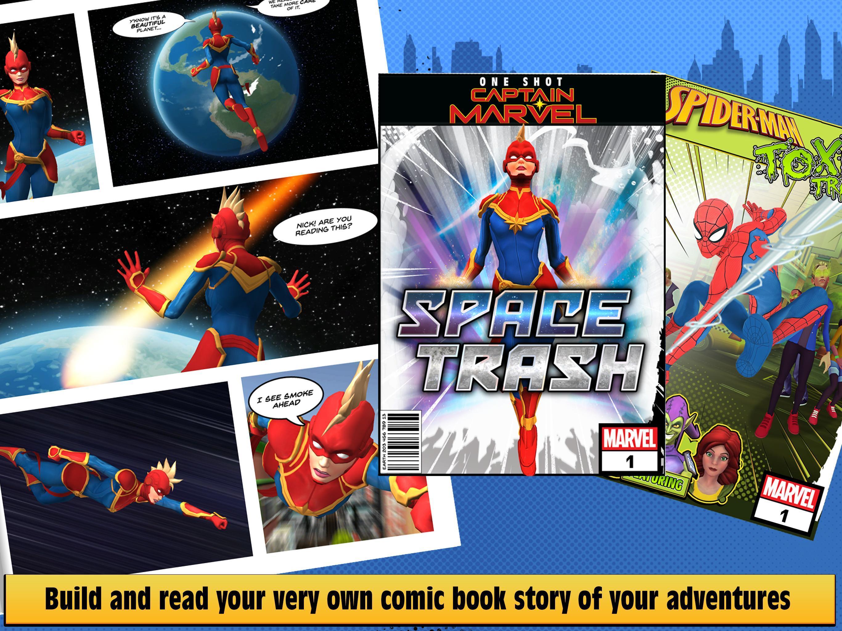 Marvel Hero Tales 1.4.1 Screenshot 10