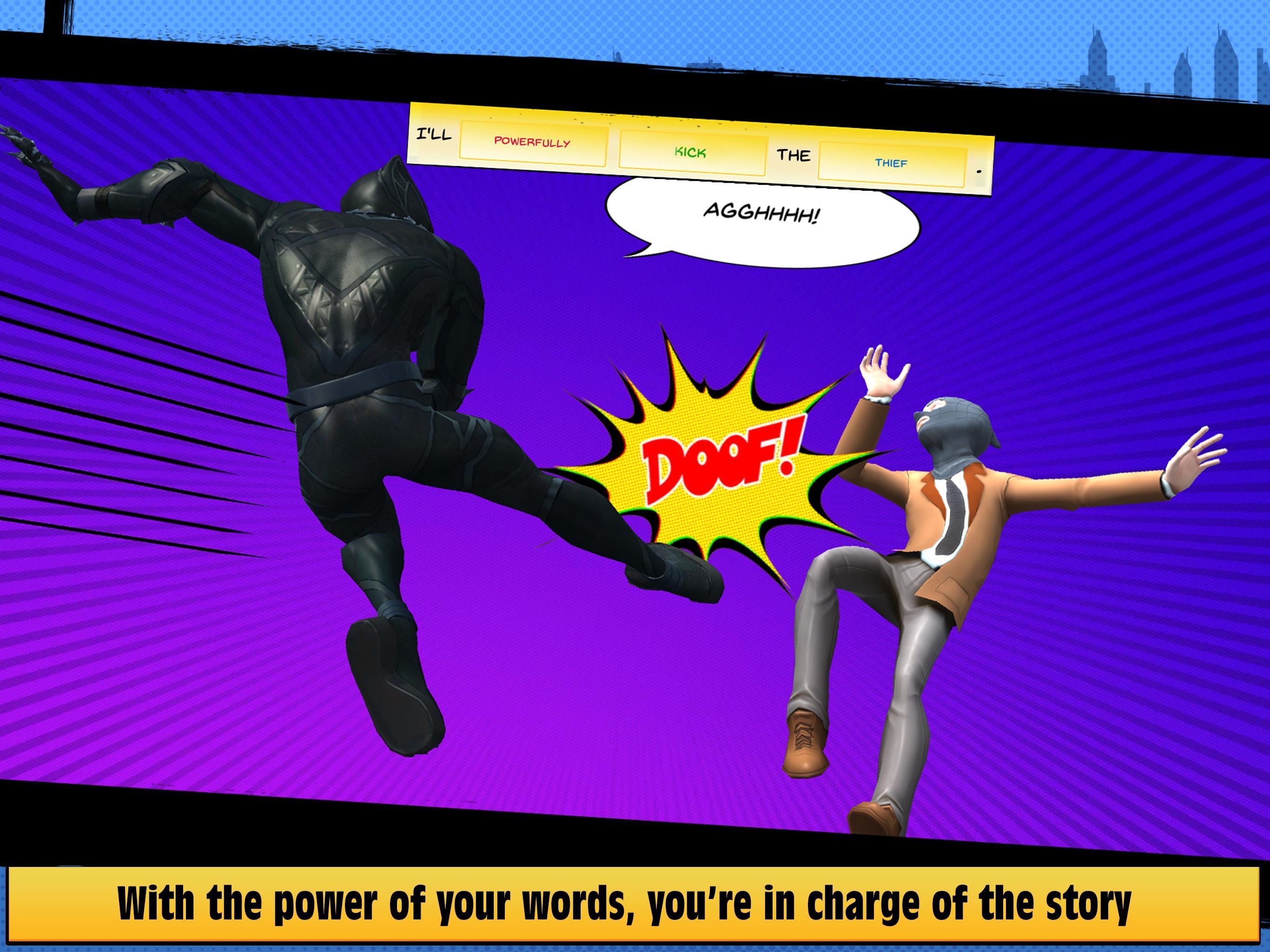 Marvel Hero Tales 1.4.1 Screenshot 16