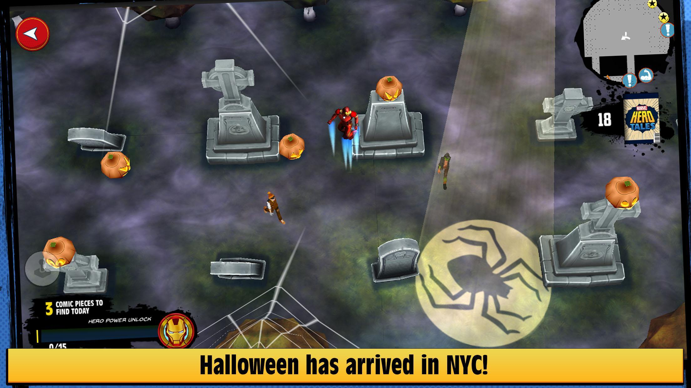 Marvel Hero Tales 1.4.1 Screenshot 2