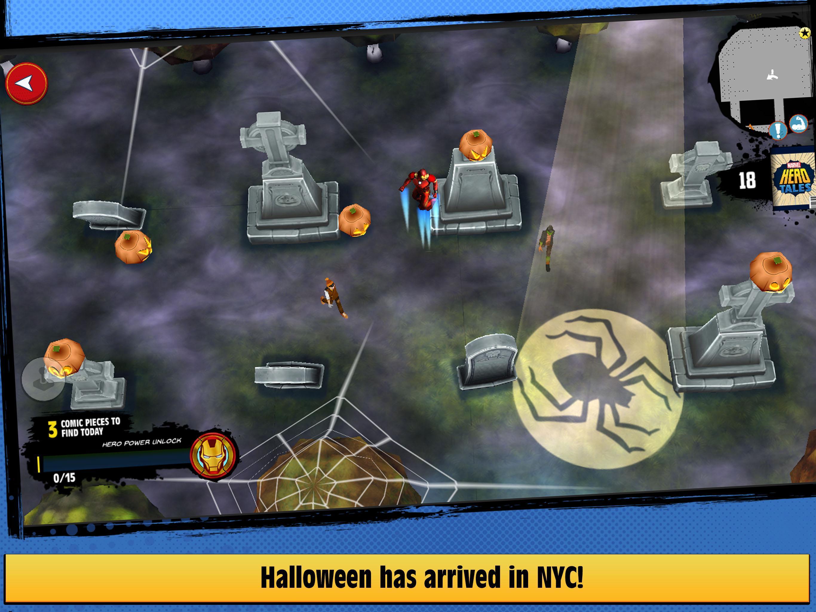 Marvel Hero Tales 1.4.1 Screenshot 21