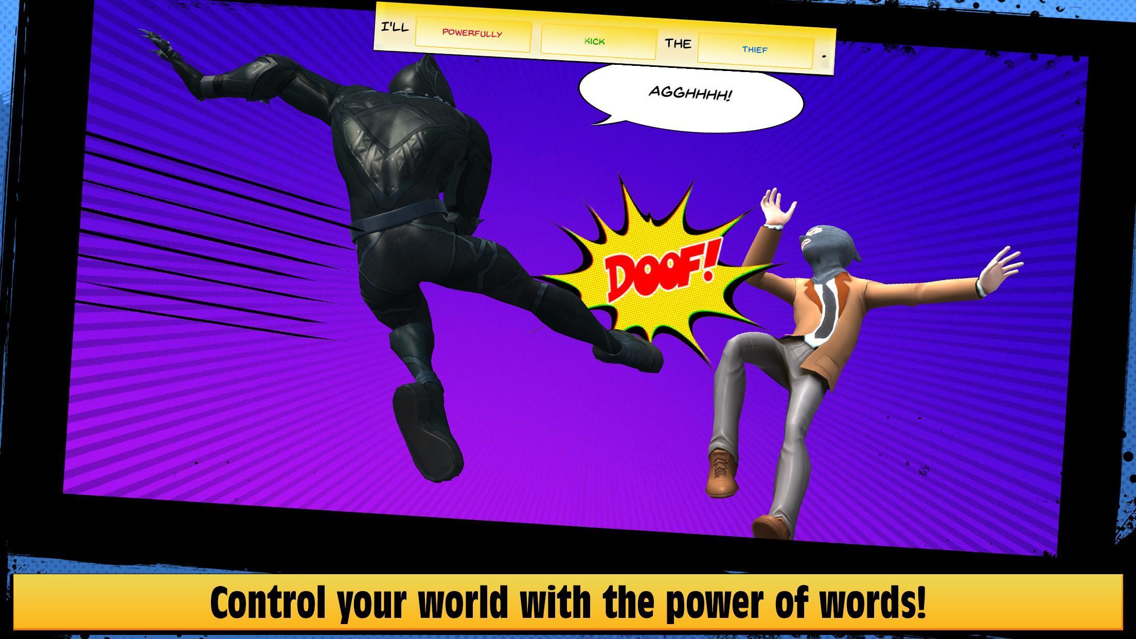 Marvel Hero Tales 1.4.1 Screenshot 3