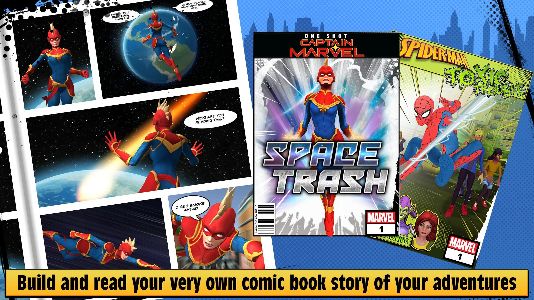 Marvel Hero Tales 1.4.1 Screenshot 4