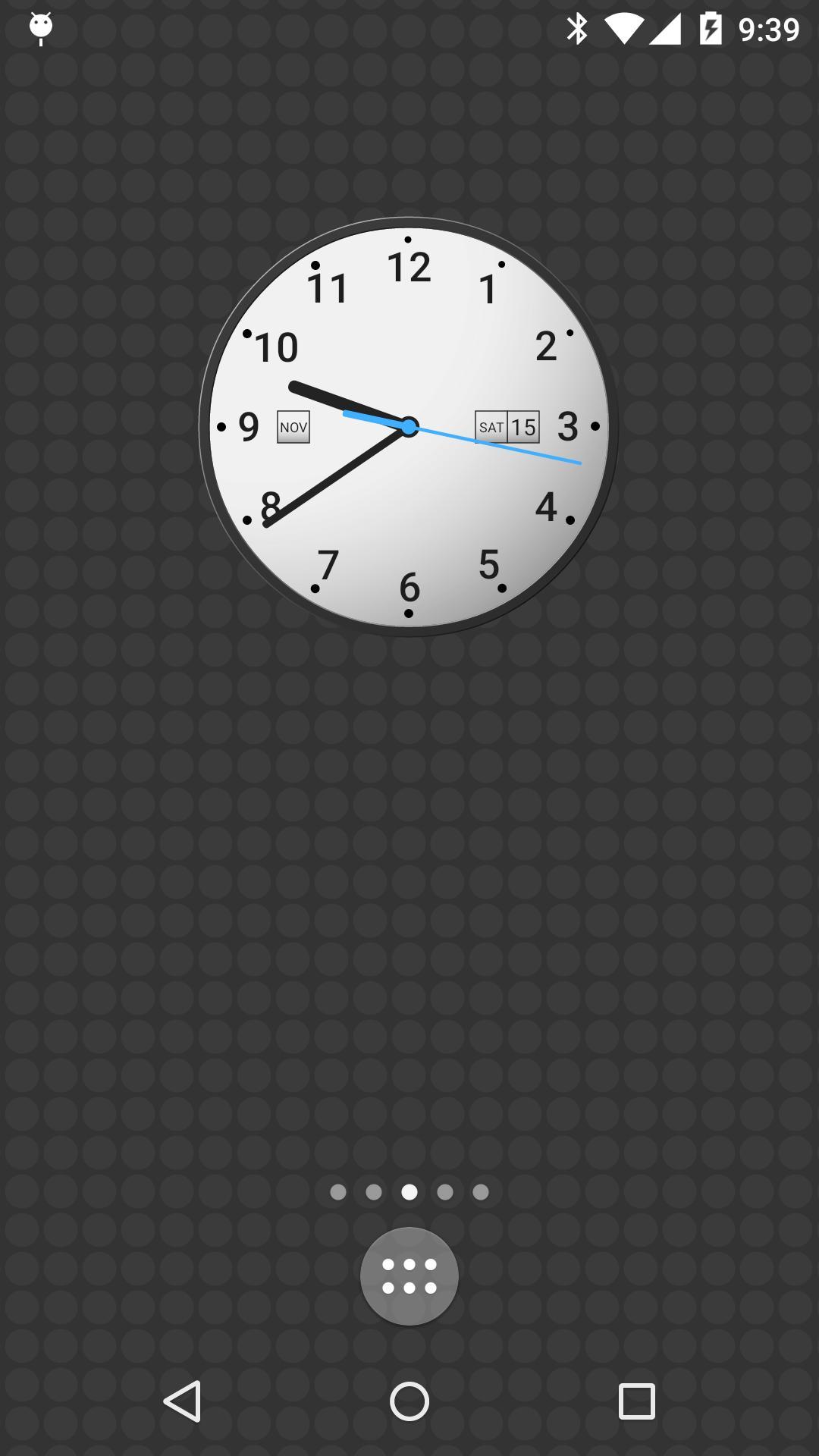 KLWP Live Wallpaper Maker 3.43b931910 Screenshot 1