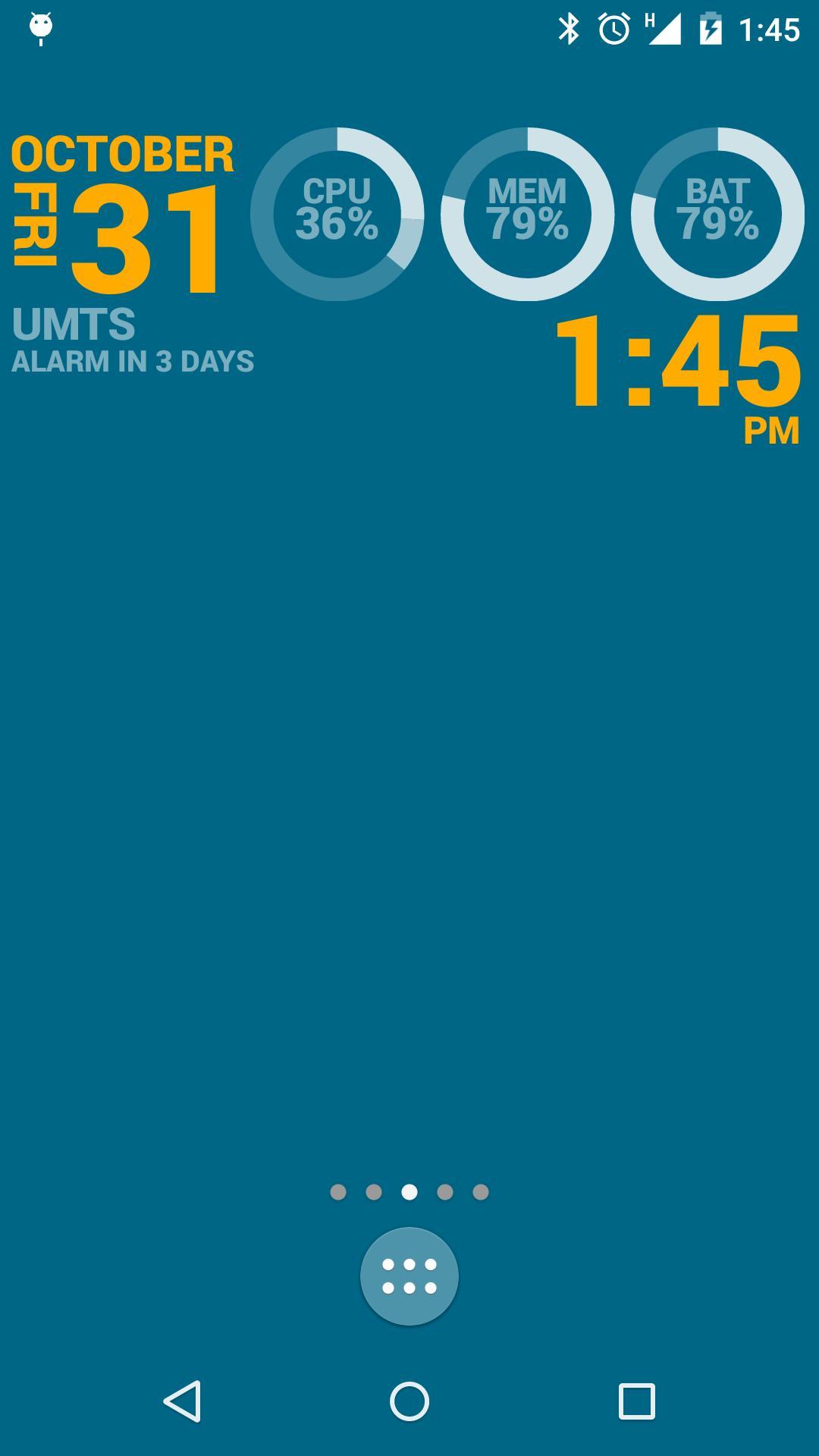 KLWP Live Wallpaper Maker 3.43b931910 Screenshot 5