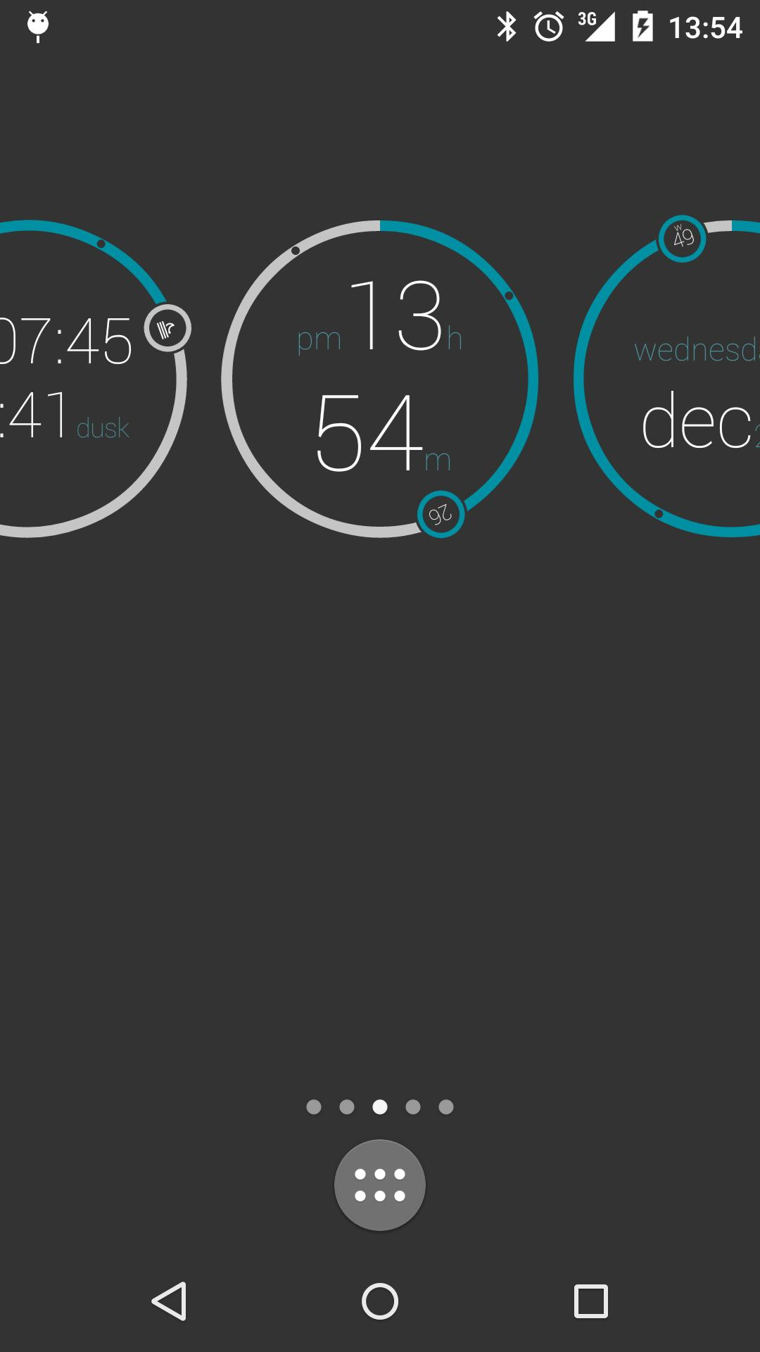 KLWP Live Wallpaper Maker 3.43b931910 Screenshot 7