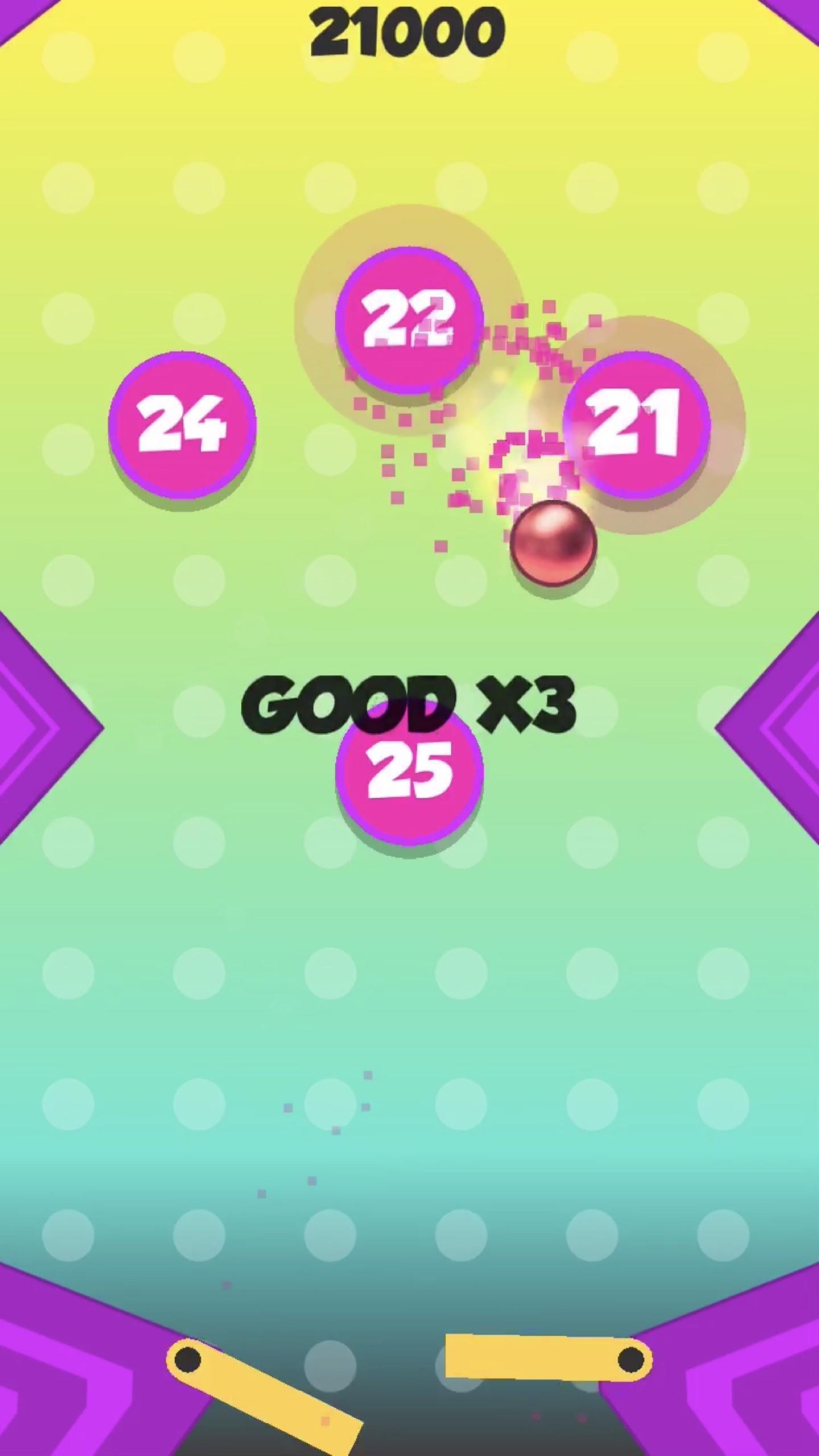 Pin vs Ball 1.0.7 Screenshot 2