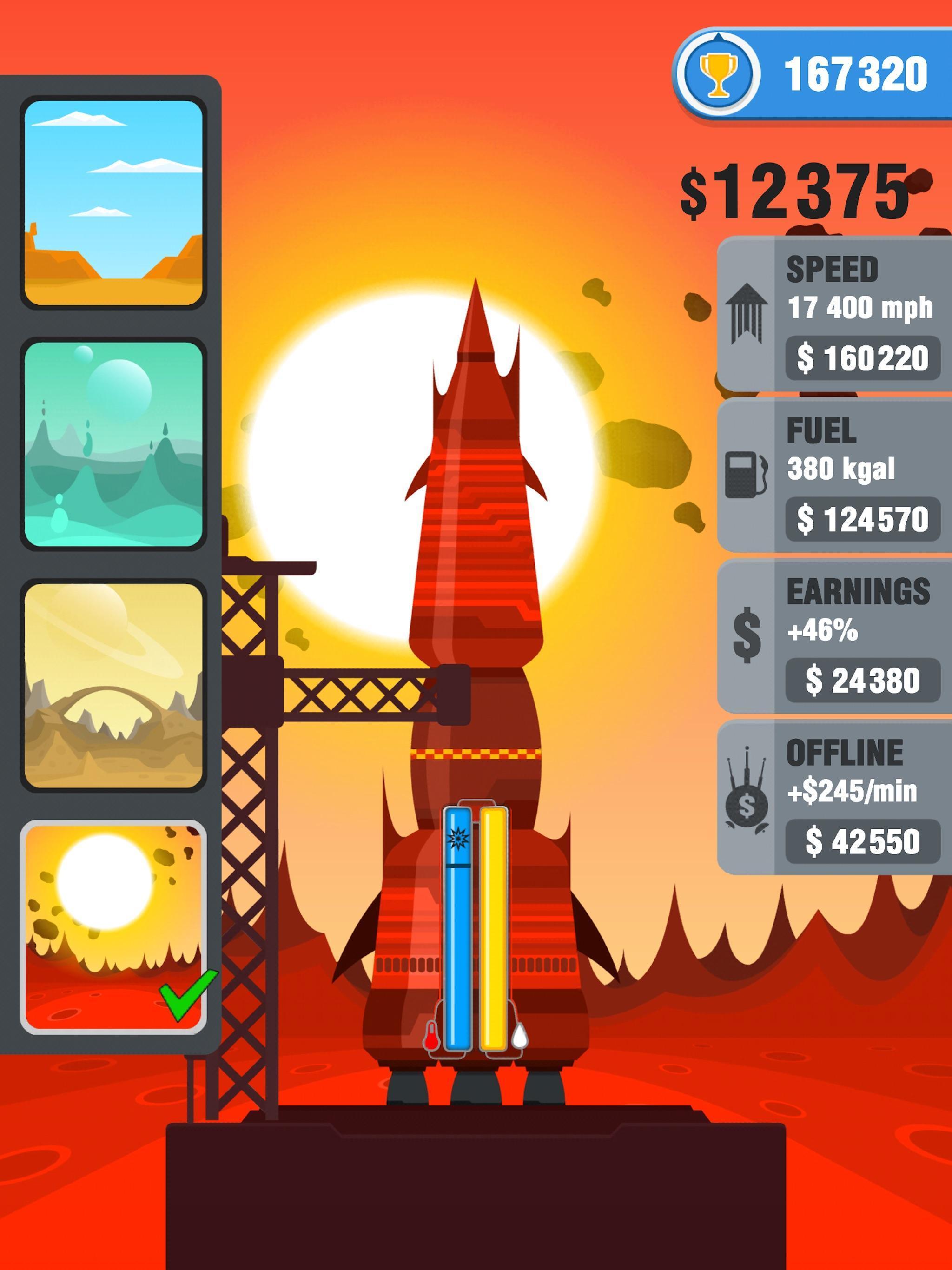 Rocket Sky! 1.4.1 Screenshot 10