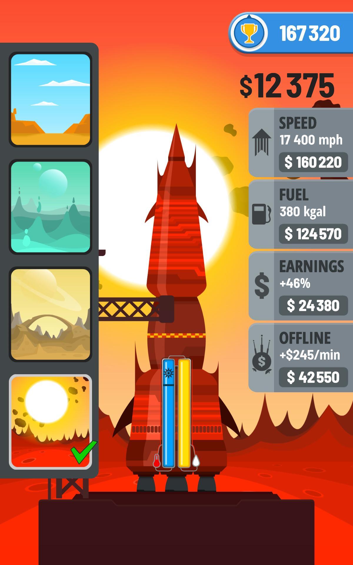 Rocket Sky! 1.4.1 Screenshot 15