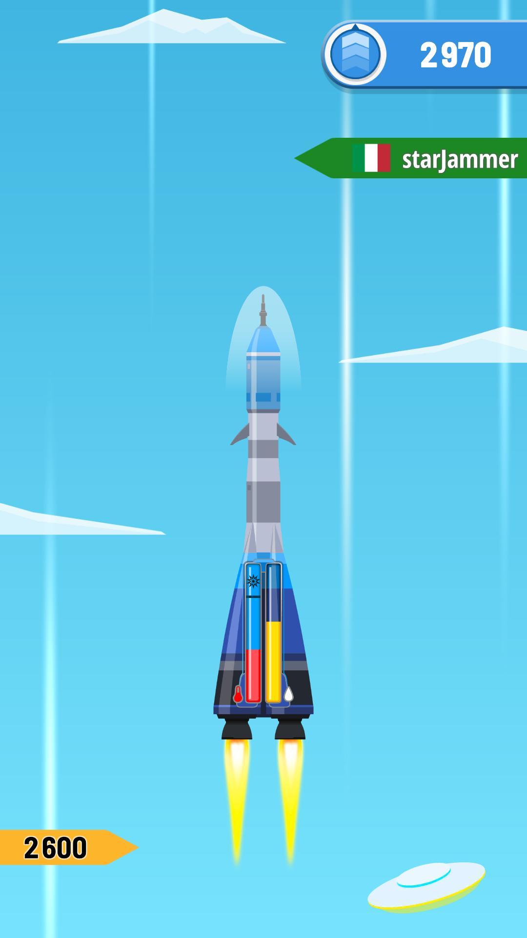 Rocket Sky! 1.4.1 Screenshot 4