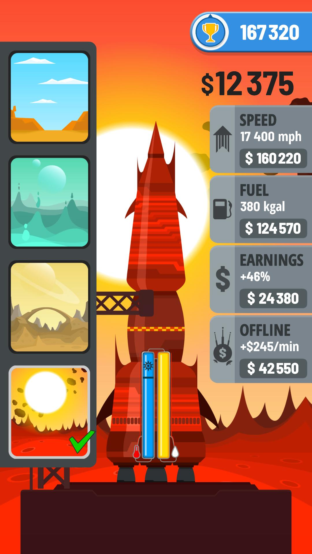 Rocket Sky! 1.4.1 Screenshot 5