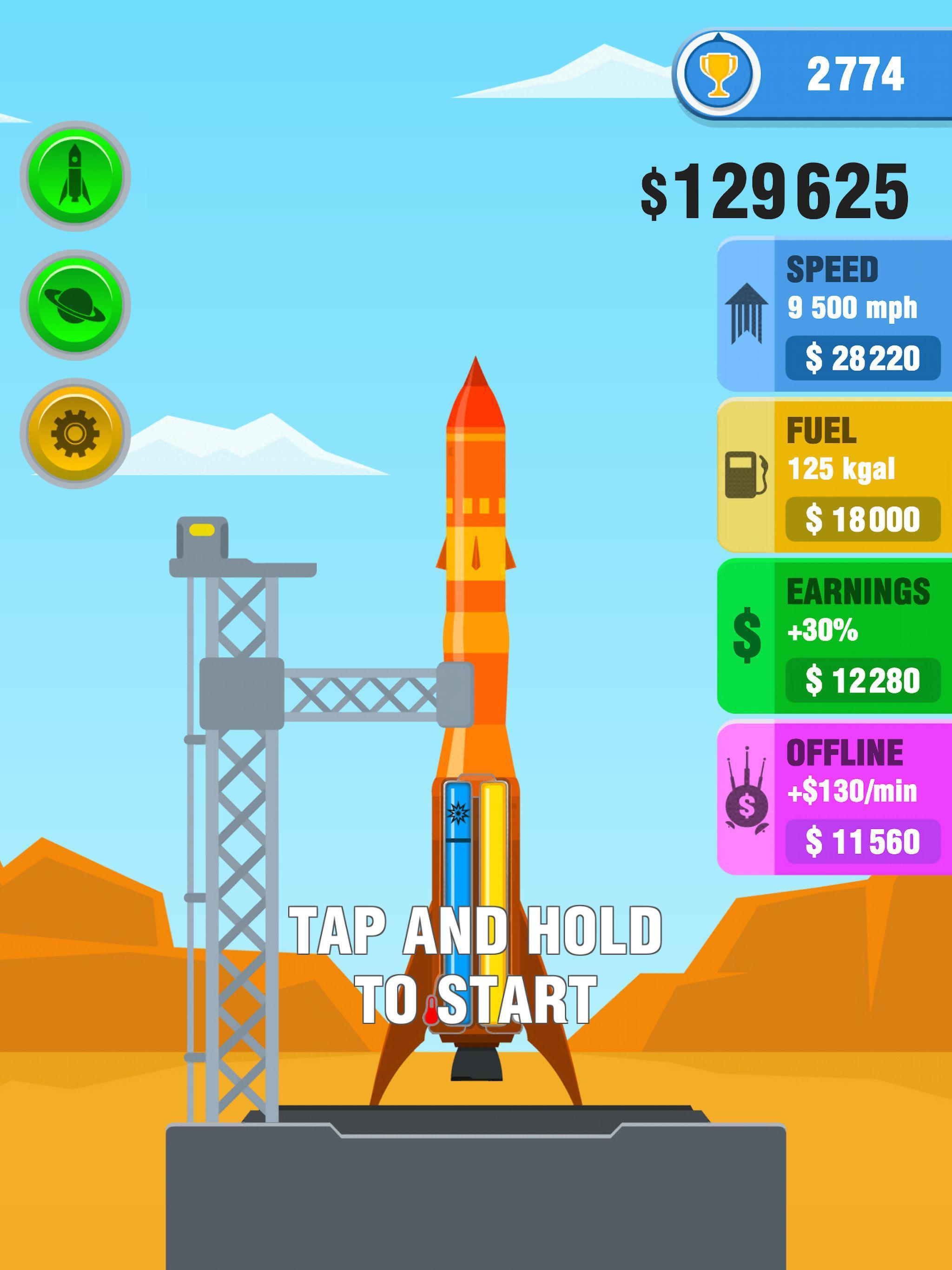 Rocket Sky! 1.4.1 Screenshot 6