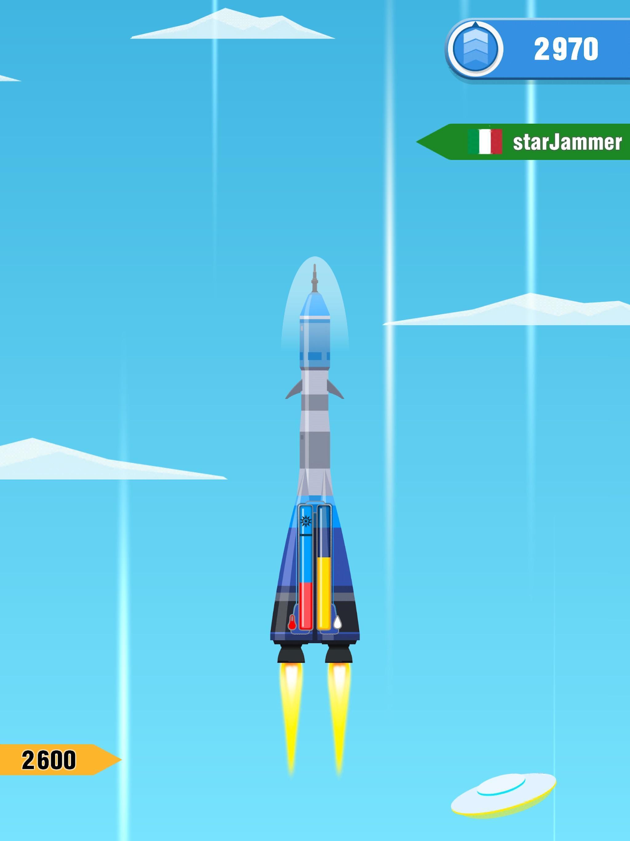 Rocket Sky! 1.4.1 Screenshot 9