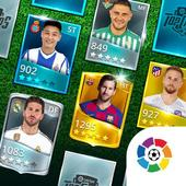 LaLiga Top Cards 2020 - Soccer Card Battle Game app icon