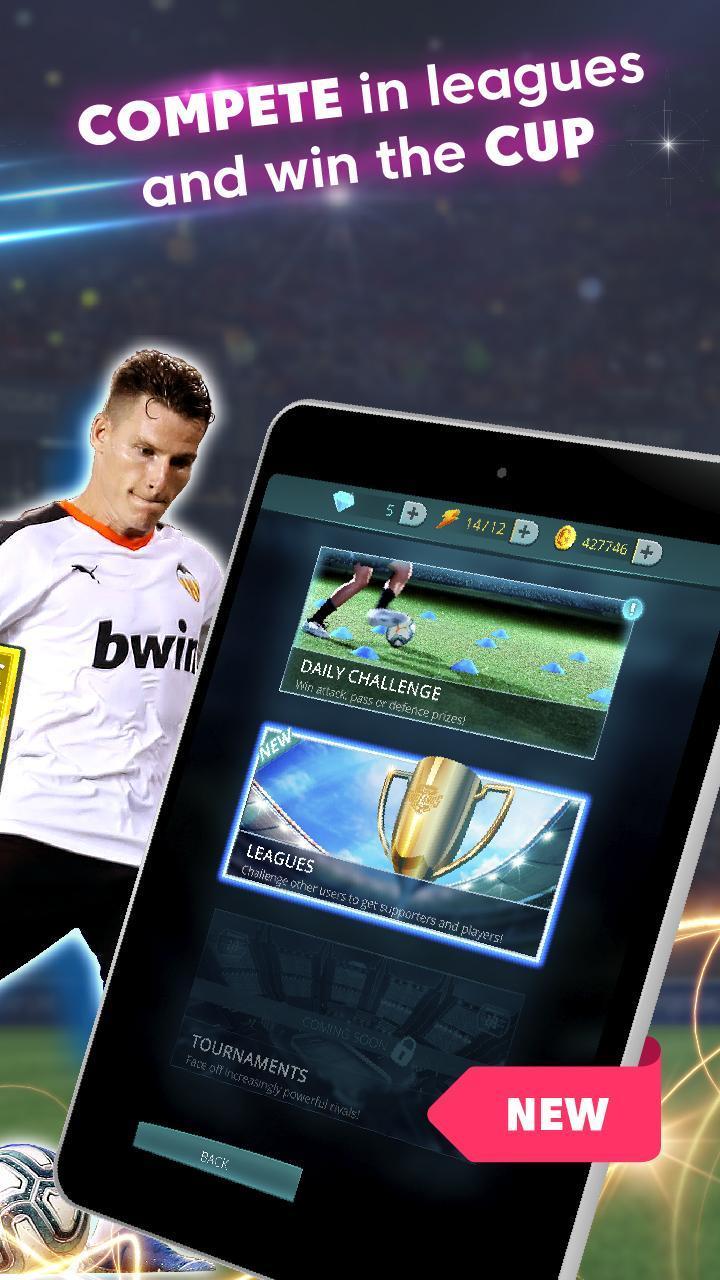 LaLiga Top Cards 2020 - Soccer Card Battle Game 4.1.4 Screenshot 11