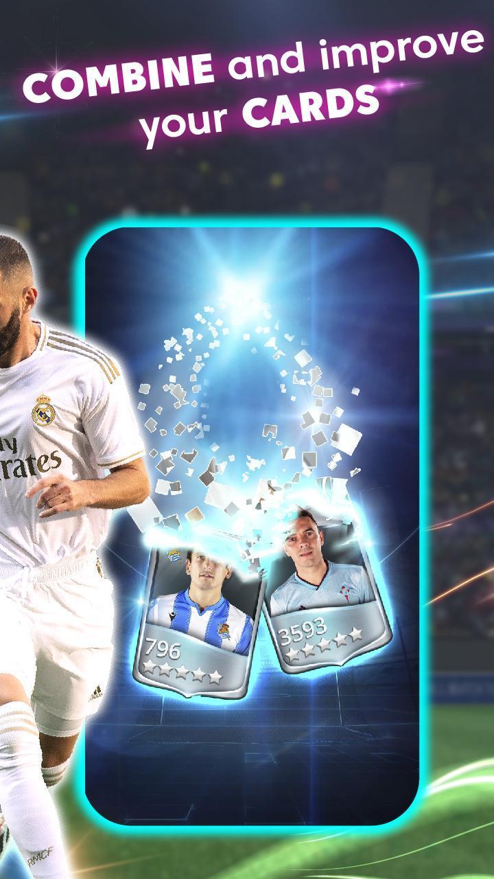 LaLiga Top Cards 2020 - Soccer Card Battle Game 4.1.4 Screenshot 13