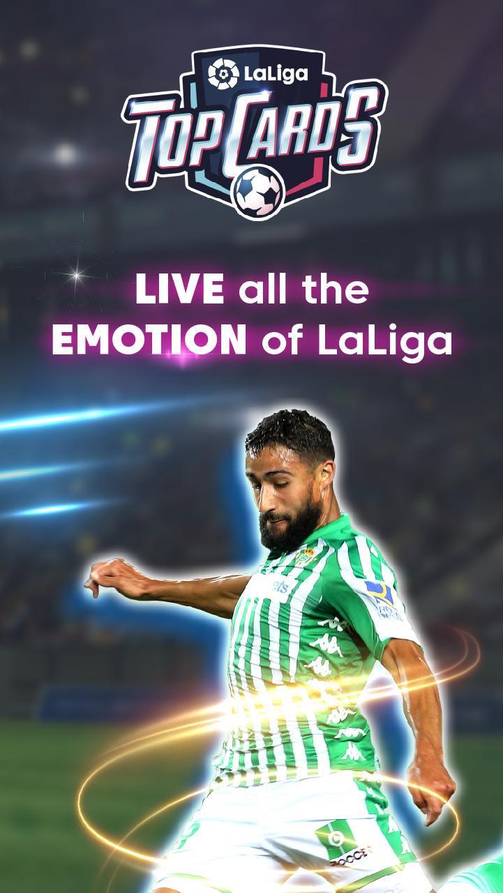 LaLiga Top Cards 2020 - Soccer Card Battle Game 4.1.4 Screenshot 16