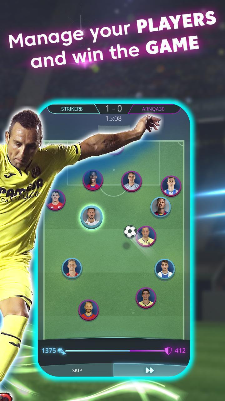 LaLiga Top Cards 2020 - Soccer Card Battle Game 4.1.4 Screenshot 23