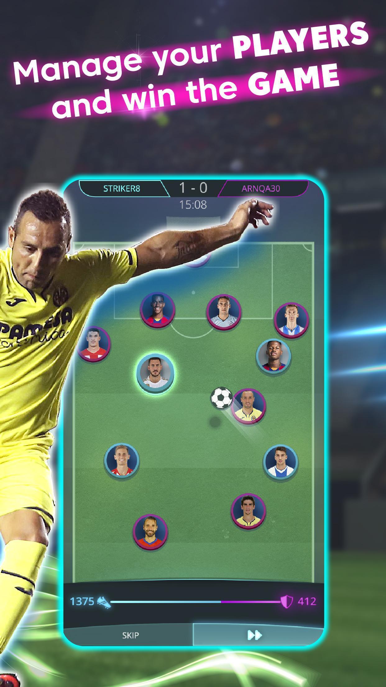 LaLiga Top Cards 2020 - Soccer Card Battle Game 4.1.4 Screenshot 7
