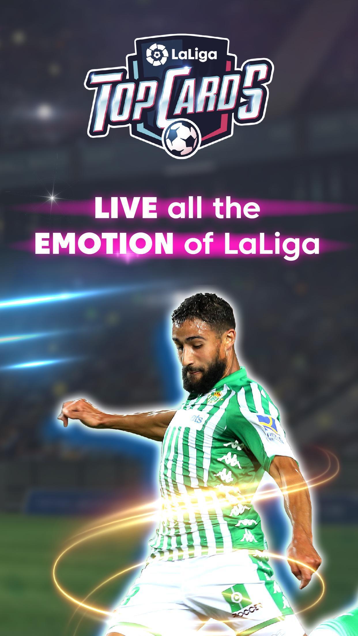 LaLiga Top Cards 2020 - Soccer Card Battle Game 4.1.4 Screenshot 8
