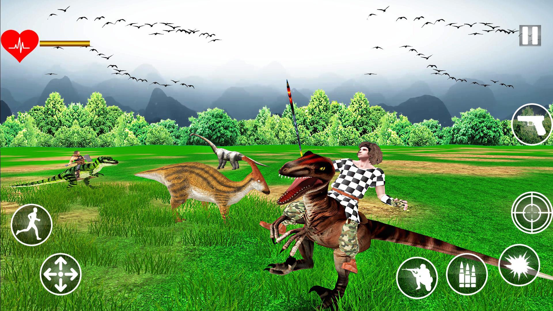 Safari Dinosaur Hunter 1.0 Screenshot 11