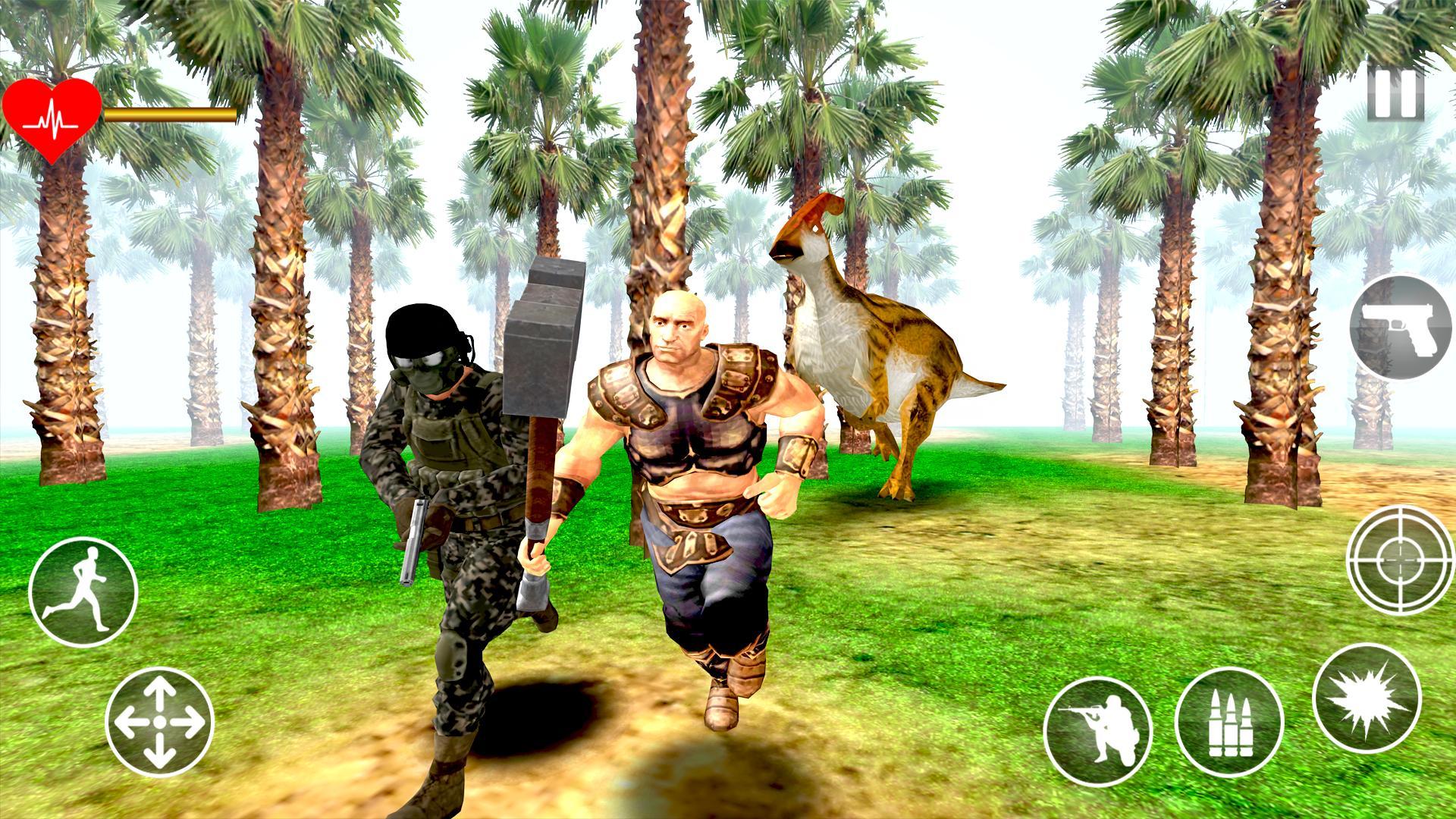 Safari Dinosaur Hunter 1.0 Screenshot 13