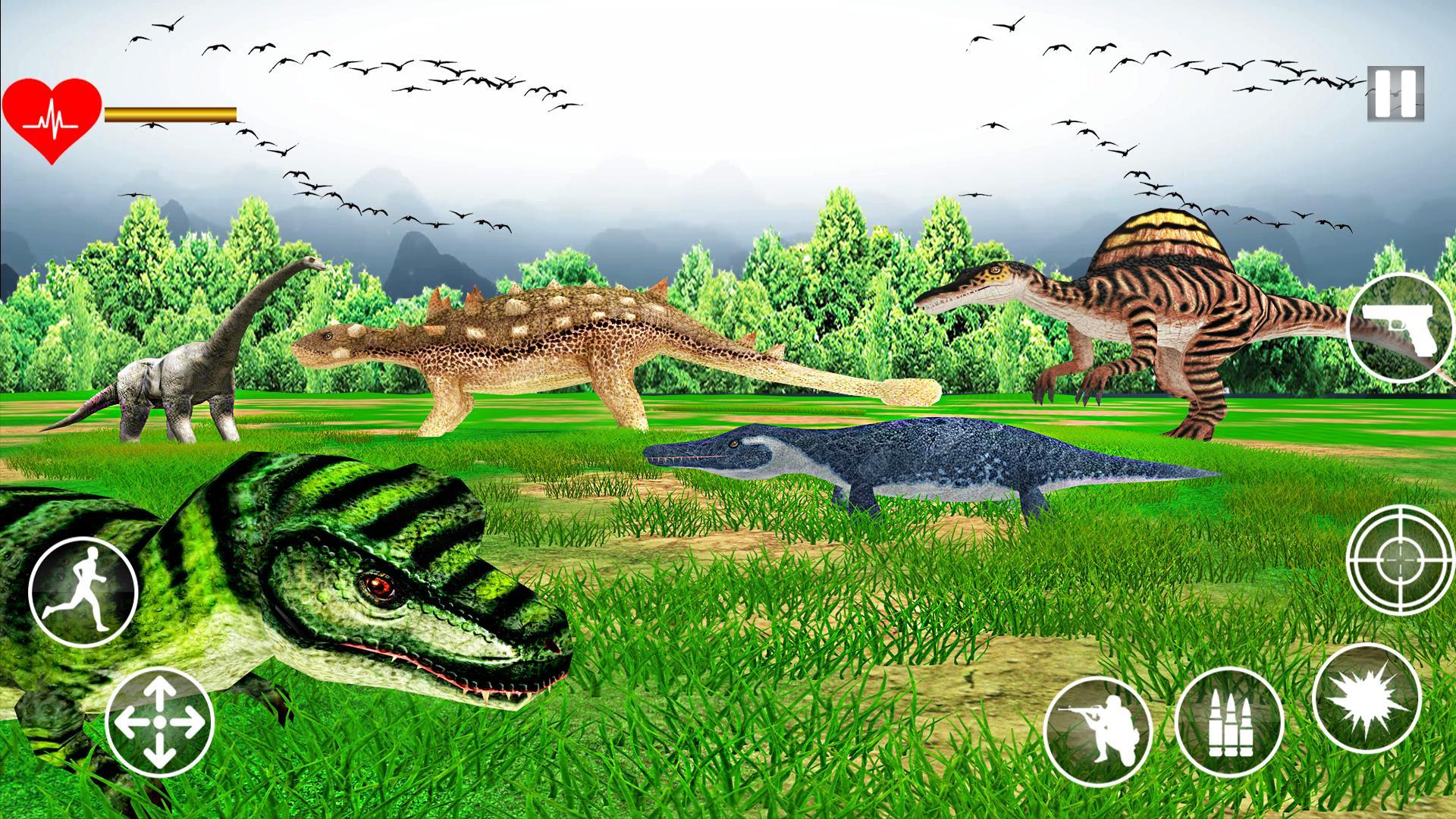 Safari Dinosaur Hunter 1.0 Screenshot 14